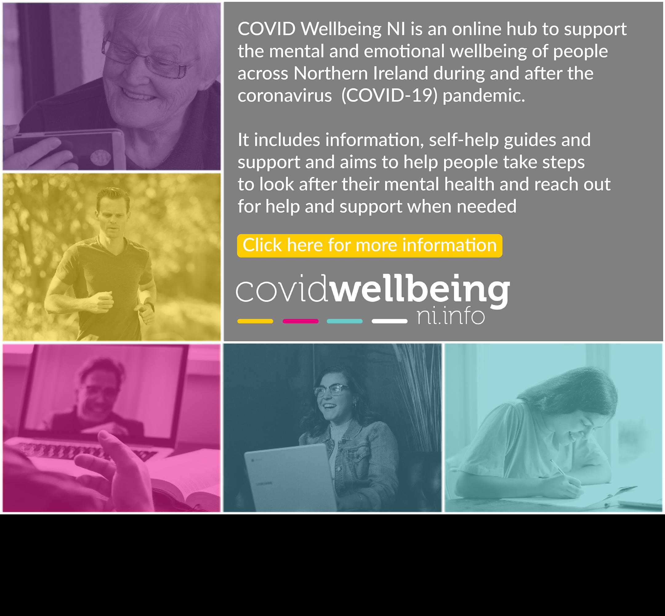 Covid Wellbeing NI